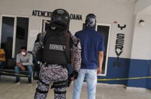 Más de 700 detenciones por violar cuarentena. Cortesía