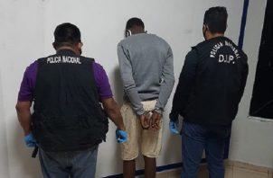Policía Nacional captura a presuntos asesinos