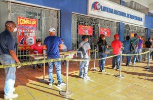 La Lotería Nacional de Beneficencia preparara protocolo para su reapertura.
