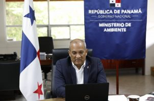 El ministro Milciades Concepción dijo que no permitirá que en medio de esta pandemia los temas ambientales queden rezagados.