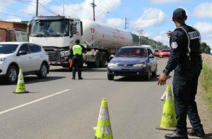 Muchos conductores manejan a alta velocidad teniendo en cuenta que hay menos vehículos transitando durante esta cuarentena.