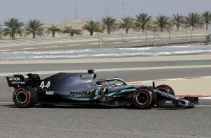 Lewis Hamilton es una figura de la F1. Foto:AP