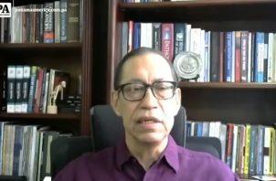 Vicente Pachar, director del Instituto de Medicina Legal y Ciencias Forenses (Imelcf).