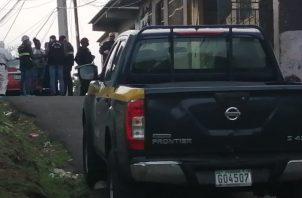Los galenos a eso de las 5:00 de la madrugada decretaron su deceso por las heridas sufridas.Foto/Diomedes Sánchez