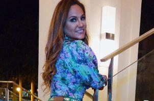 Sandra Sandoval. Foto: Instagram