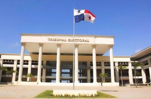 Sede principal del Tribunal Electoral