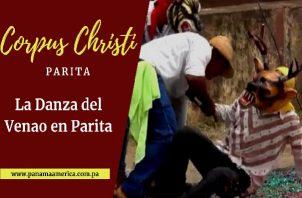 Danza del Venao de Parita.