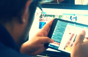 El comercio electrónico es joven en Panamá, sostiene Luis Cedeño, jefe de Comercio por  Internet. Cortesía