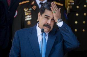 El nombre de Alex Saab apareció en los medios cuando la exfiscal venezolana Luisa Ortega lo acusó en 2017 de ser uno de los testaferros de Nicolás Maduro. FOTO/EFE