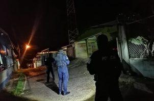 Fueron cinco allanamientos que se realizaron en diferentes puntos del país.