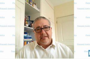 Alfonso Fraguela, abogado.