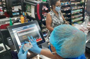 Esta semana se hizo un nuevo desembolso del vale digital del Plan Panamá Solidario.