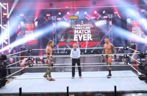Foto Ilustrativa. Foto:WWE