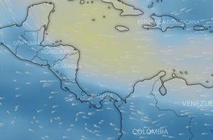 En Panamá se han registrado afectaciones en la ciudad capital, Colón y en las comarcas.