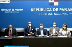 El Consejo Consultivo de Salud ayudará al presidente Laurentino Cortizo en la toma de decisiones.