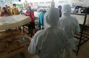 Las autoridades de Salud siguen trabajando para minimizar los casos de coronavirus. Foto: Melquíades Vásquez.