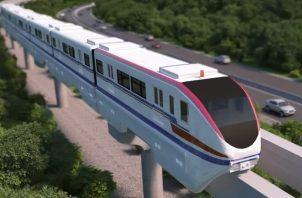 Se prevé que la Línea 3 recorrerá en 45 minutos las 14 estaciones desde Albrook hasta Ciudad del Futuro.