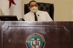 Marcos Castillero obtuvo 60 votos para reelegirse como presidente de la Asamblea Nacional.