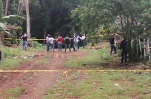 La madre y su pequeña fueron encontradas por un familiar heridas con arma blanca. FGOTO/DIOMEDES SÁNCHEZ