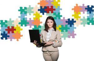Según la Encuesta Global sobre Emprendedoras Mujeres, más del 72% aspira tener un negocio propio. Pixabay