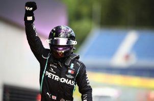 Hamilton podría romper varios récords esta temporada.