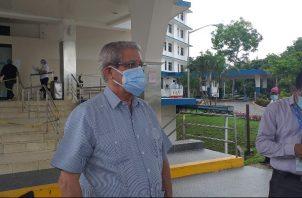 En la provincia de Chiriquí van 2,278 casos positivos de los cuales 1,219 están confinados en sus casas, el resto en el hospital Rafael Hernández y en el hotel hospital. FOTO/JOSÉ VÁSQUEZ