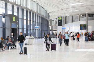 El Aeropuerto de Tocumen permanece cerrado al público.