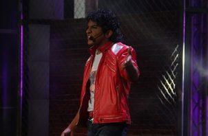 """""""Rey del pop"""" Michael Jackson abandono el programa en el séptimo 'show'. Foto: Instagram"""