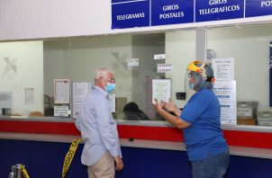 Actualmente los Correos de Panamá se mantienen brindando sus servicios de giros postales, transferencias de dinero y encomiendas.