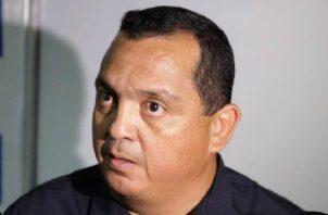 Omar Pinzón, exdirector de la Policía Nacional.