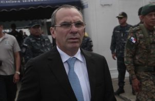 La casa de Rolando López en Veraguas fue allanada durante la Operación Furia.