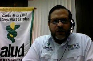 Los casos de la COVID-19 en Panamá tienen un tiempo de duplicación de 30 días.