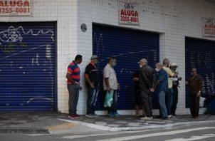 Brasil sufrirá la mayor retracción de su economía. EFE
