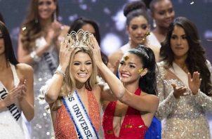 El certamen realizará un programa especial para despedir a Madison Anderson Berríos, actual Miss Universo Puerto Rico. Foto: Twitter