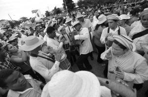 El sonido del tambor, los cantos y las tradiciones volverán porque son parte del corazón y de los sentimientos de las personas, de las comunidades y de las regiones panameñas. Foto: Archivo.