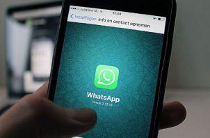 Ojo con lo que le llega a su Whatsapp. Pixabay
