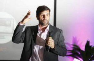 Federico Brisky, Gerente General de Epasa, uno de los propulsores de la iniciativa de crear Medios Unidos por Panamá.