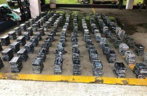 Hubo una serie de operativos en la provincia de Colón este fin de semana dond se incautó gran cantidad de droga.