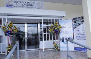 Sistema Penal Acusatorio de Panamá Oeste