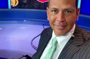 Alex Rodríguez posee una fortuna que ronda en los $350 millones. Foto: Instagram