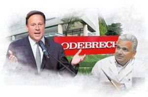 Juan Carlos Varela prácticamente dijo desconocer todo lo relacionado con Odebrecht y que descubrió el tema cuando fue publicado en los medios.