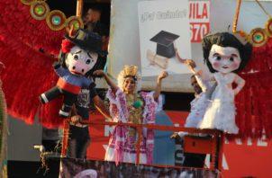El carnaval más famoso del país, está en peligro por la COVID-19. Fotos: Thays Domínguez.