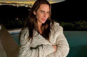 Recientemente Kate del Castillo anunció el regreso de la novela la 'Reina del Sur'. Foto: Archivo