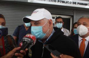 Ricardo Martinelli Berrocal, expresidente de la República de Panamá durante el quinquenio 2009-2014. Archivo