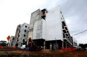 La construcción del nuevo Hospital Dr. Manuel Amador Guerrero tiene varios años de retraso
