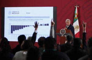 El presidente Andrés Manuel López Obrador planteó ante el G20 la necesidad de garantizar el acceso universal a las vacunas.