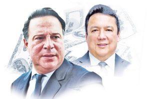 Juan Carlos Varela ha sido indagado cuatro veces por el caso Odebrecht.