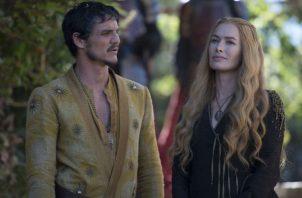 Cersei Lannister de la serie 'Game of Thrones'. CORTESÍA