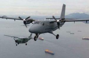La embarcación militar nicaragüense está desaparecida en el Caribe con 5 efectivos militares. Fotos: Cortesía/elnuevodiario.com.ni