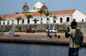 La crisis de la pandemia mantiene el sector de turismo cerrado. EFE